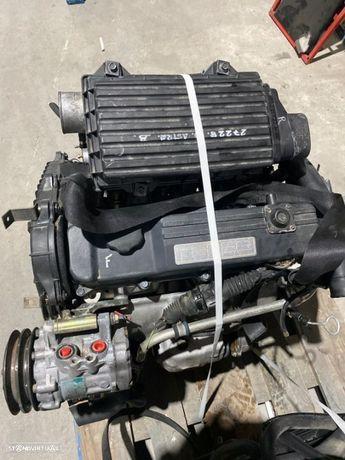 Motor Opel Astra 1.7td Isuzu