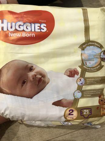 Pieluszki Huggies 2 (4-6kg)