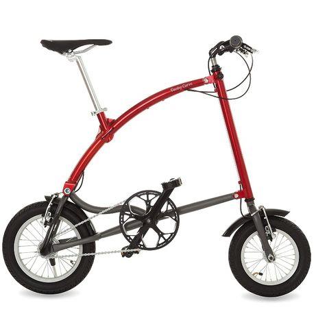Bicicleta dobrável Ossby Curve