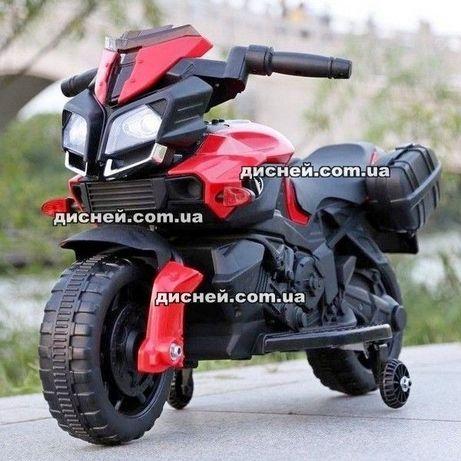 Детский мотоцикл M 3832 Л-2-3, электромобиль, Дитячий електромобiль