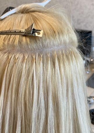Наращивание волос 1300 грн