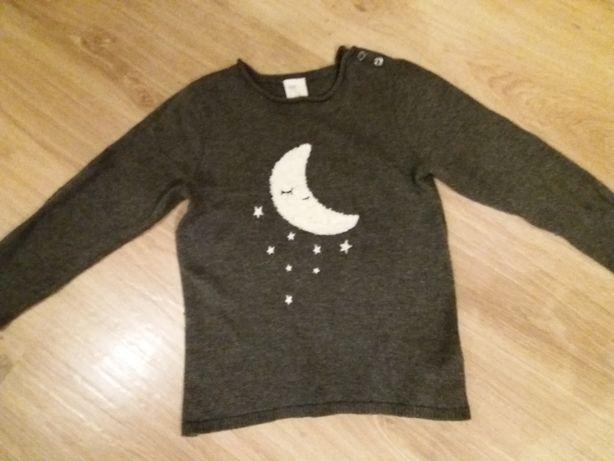 Sweterek H&M rozmiar 86