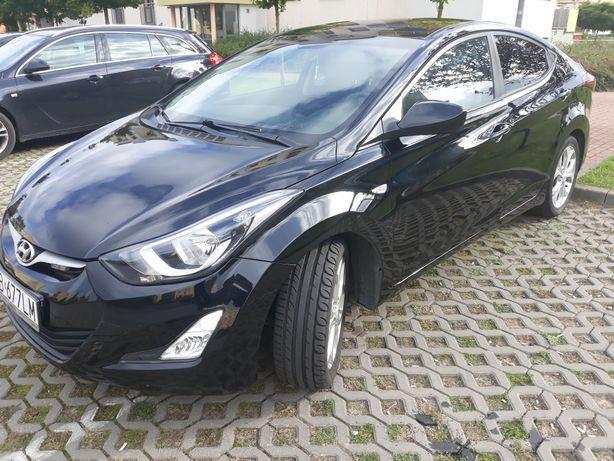 Hyundai Elantra 1.6 132km