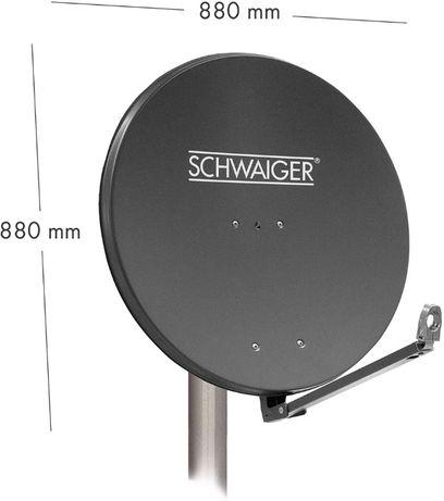 Antena offsetowa i konwektor Sun Protect