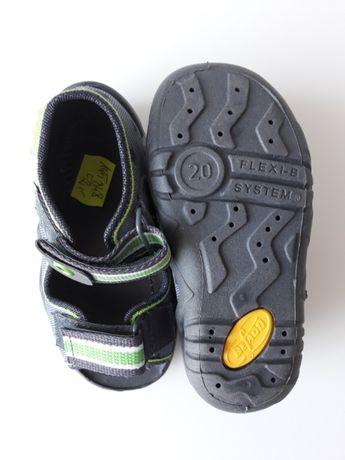 Buty kapcie Befado 20