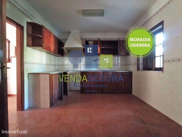 Moradia T2 com garagem em São Luís | Odemira