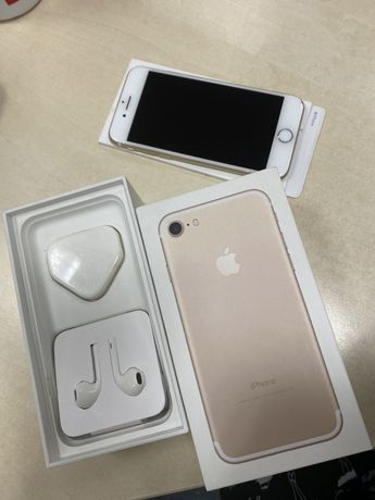 Iphone 7, Gold, 128GB!!!