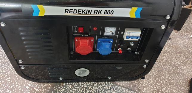 Nowy Agregat prądotwórczy Redekin Rk 800