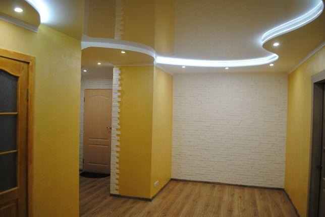 Ремонт квартир и домов Натяжные Потолки