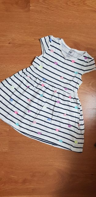 Платье, сарафан H&M, одежда для детей