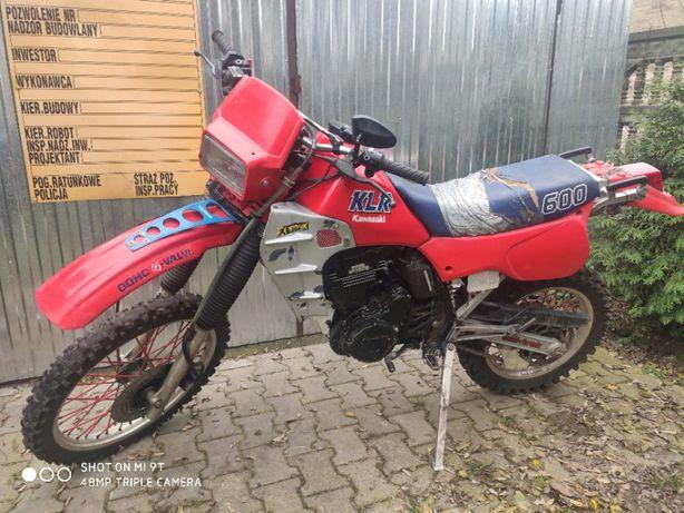 Kawasaki KLR600 42KM