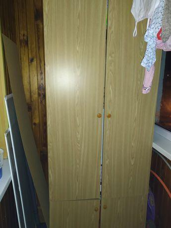 Шкаф від стінки Юніор