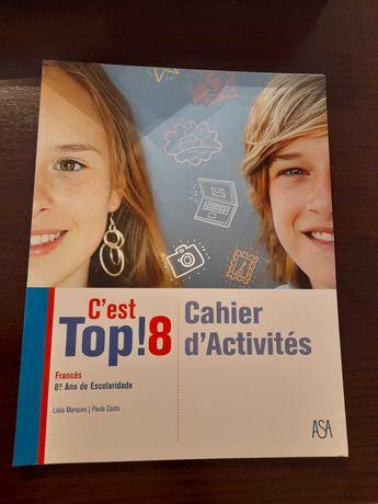C´est top! 8º Ano Caderno de Atividades