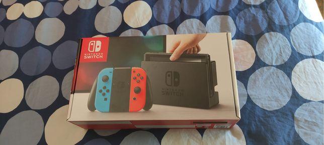Nintendo Switch Desbloqueável como Nova