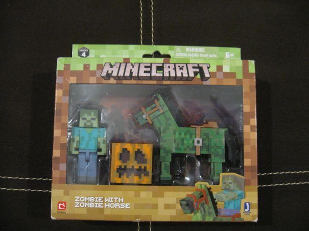 Minecraft Figurka z Konikiem - Nowe