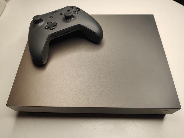 Xbox One X Gold Rush Edition 1TB Новый
