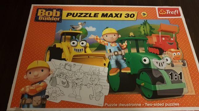 Sprzedam puzzle duże do pomalowania