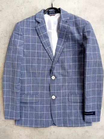 Стильный пиджак блейзер Tommy Hilfiger на 11- 12 лет