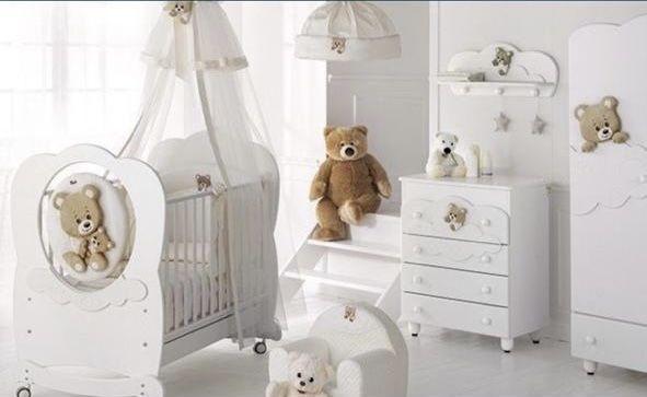Меблі для дитячоі кімнати by Trudi