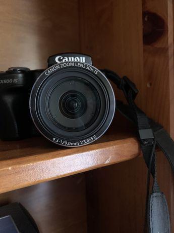 Canon SX500is em bom estado