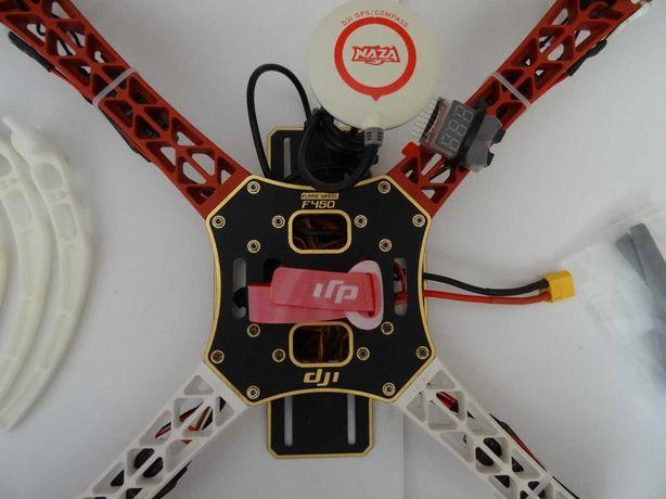 Dji F450 kit E305:4motores 960KV; 4esc 420 Lite;GPS Naza M-Lite;