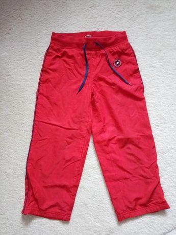 Spodnie dla dziewczynki 116/122