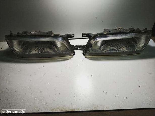 Optica Farol Frente Nissan Almera 97