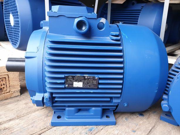 Электромотор мотор электродвигатель АИР двигун 380В 220В однофазный