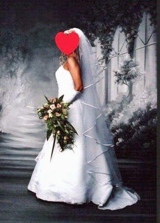 Suknia ślubna + dodatki. Za symboliczną kwotę! :)