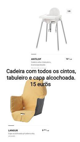 Cadeira Ikea Bebé