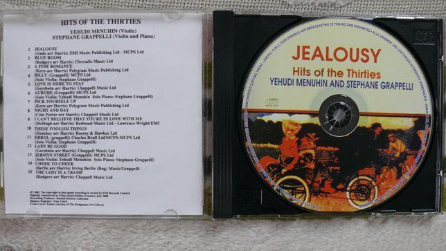 yehudi menuhin & stephane grappelli-jealousy hits of the Thirties