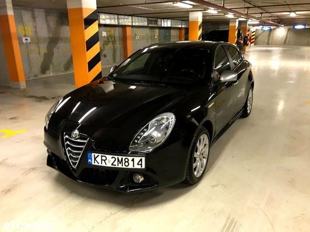 Alfa Romeo Giulietta Pierwszy właściciel, zakupiony w kraju u Dealera, stan techn. b.d.