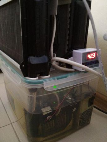 Asic miner Z9 mini с системой жидкостного охлаждения + оригінальный бп