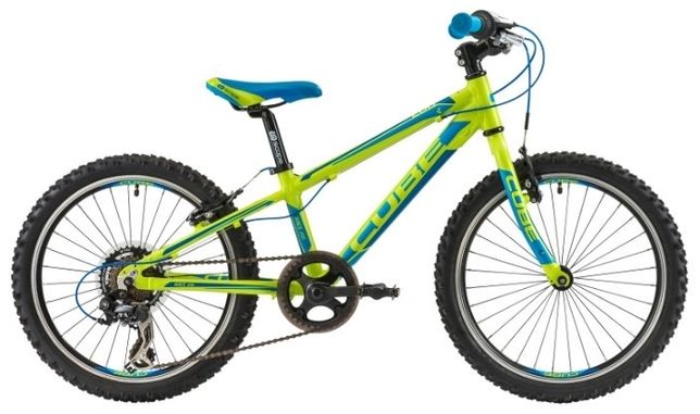 Подростковый велосипед CUBE kid 200