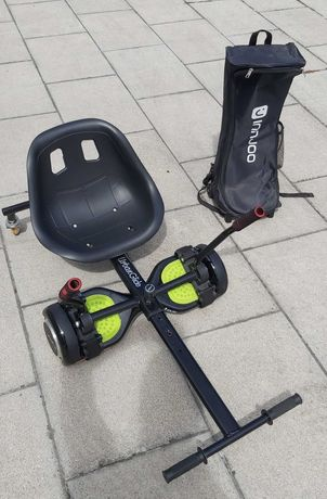 hoverboard + kart + saco
