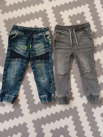 Spodnie/joggery rozmiar 98