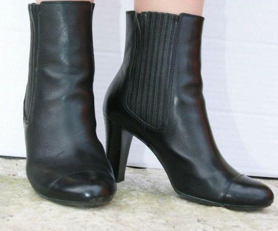 Geox, кожаные ботинки, 39р., 25,5 см