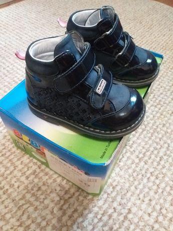 Продам демисезонные ботинки БИБИТОМ для девочки