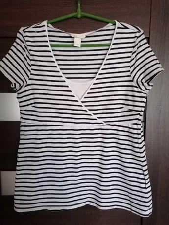 Bluzka ciążowa H&M MAMA rozmiar L