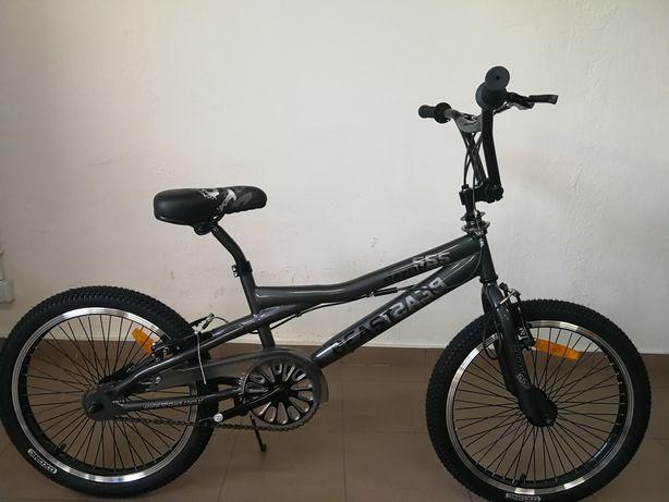 """Rower BMX 20"""" z pegami"""