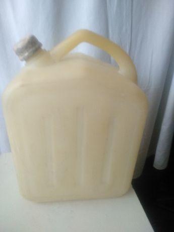 Канистра пластмассовая (пищевая) 10 литров