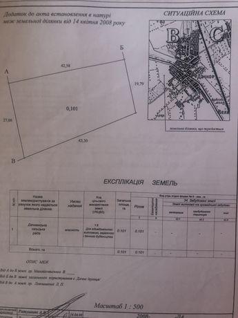 Продам земельный участок с. Дачное