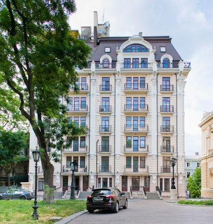 1-ая квартира в новом доме премиум класса в р-не парка Шевченко