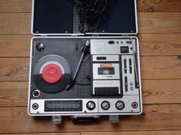 SUNNY VOX MODEL No 6000 radio, gramofon, magnetofon