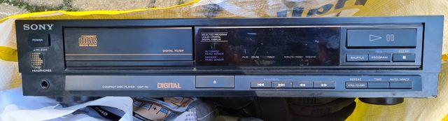 CD odtwarzacz na 6 płyt SONY