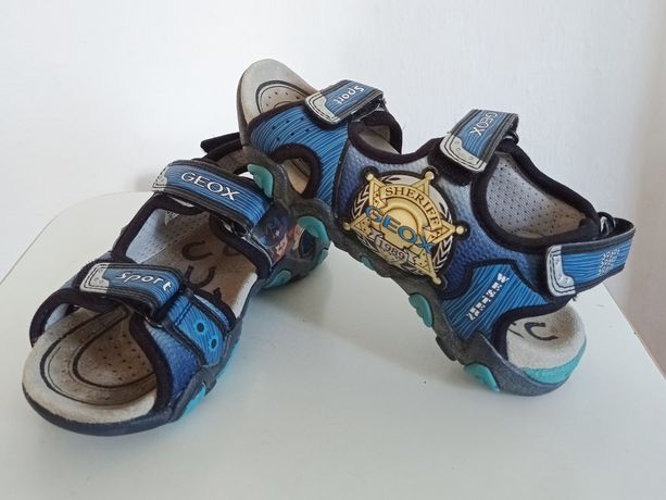 Басаножки (сандалии) Geox, 29 размер