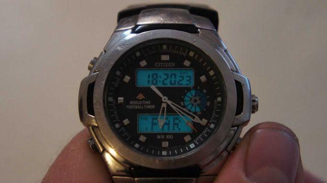 Klasyk zegarek CITIZEN PROMASTER C470 Football