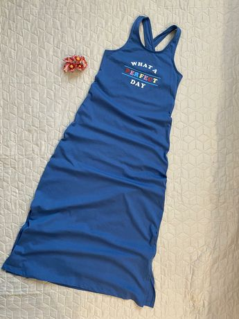 Платье на девочку 8- 10 лет