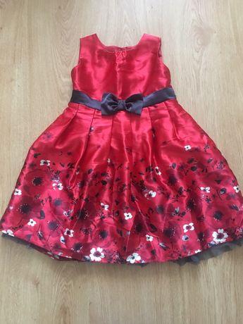Śliczna sukienka Marks&Spencer 4-5 lat
