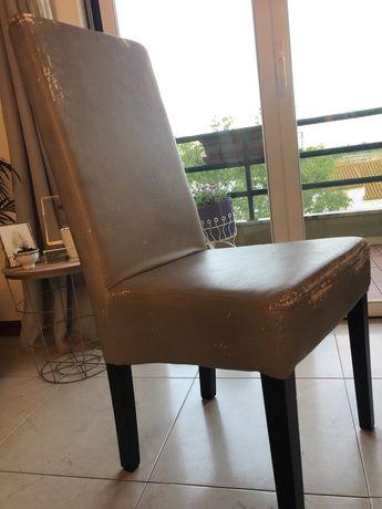 4 cadeiras de sala jantar usadas